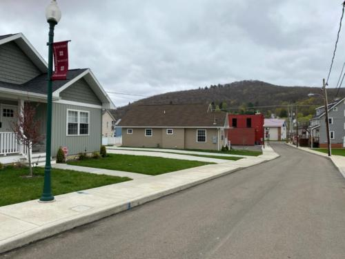 New affordable housing on Congress Place